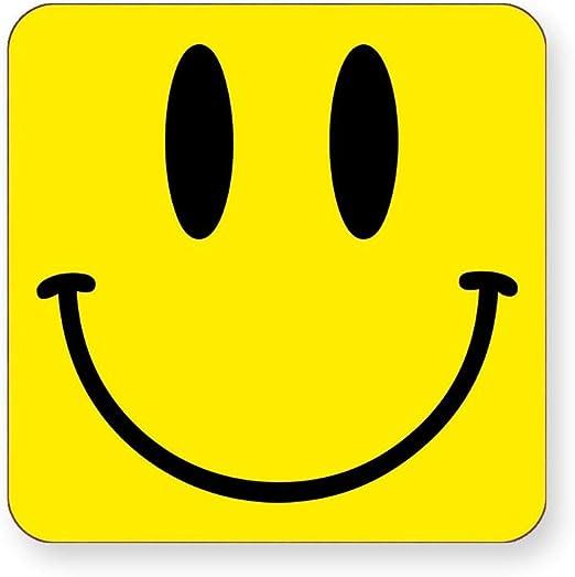 Smiley Face – Happy Face – Emoji – Posavasos – Shaw T-Shirts ...
