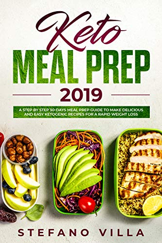 Are you looking for new ketogenic diet recipes?Are you hoping to free up more of your week?Are you interested in what meal prepping can offer you?'Keto,' from the word ketosis, is made from Ketones, the term for the body's energy molecules. This is ...