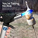 Culinary Torch Lighter for Creme Brulee, Sous Vide