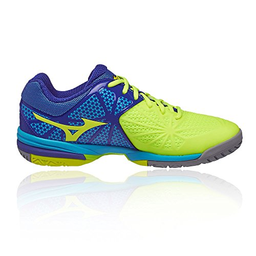 SS17 de Tour Exceed Wave Tennis Chaussure Court Blue All 2 Mizuno T0zqZ