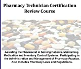 img - for Pharmacy Technician Certification Exam Audio Review Course (PTCE, PTCB), 4 Hours, 5 Audio CDs Pharmacy Technician Review Audio CD book / textbook / text book