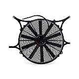 e46 electric fan - Mishimoto MMFS-E46-99 Black Performance Fan Shroud Kit