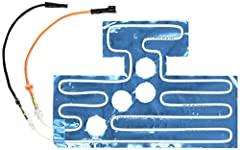 This is a genuine replacement part. The model number and name for the following item is: Garage Heater Kit 5303918301 Frigidaire heating element.
