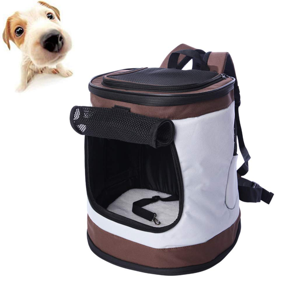 Pet Carrier Travel Bag for Small Dogs and Cats, Breathable, 35  30  42cm