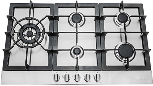 Cosmo 30″ Gas Cooktop