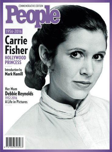 PEOPLE Carrie Fisher: Hollywood (Carrie Fisher Star)