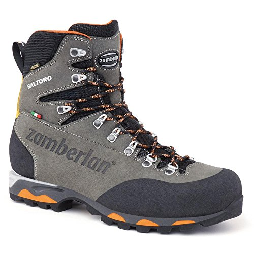 - Zamberlan - 1000 Baltoro GTX - perwanger Leather Boots - Graphite/Black - 10