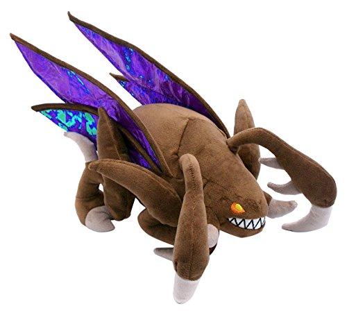 (StarCraft Zergling/Baneling Reversible Plush)