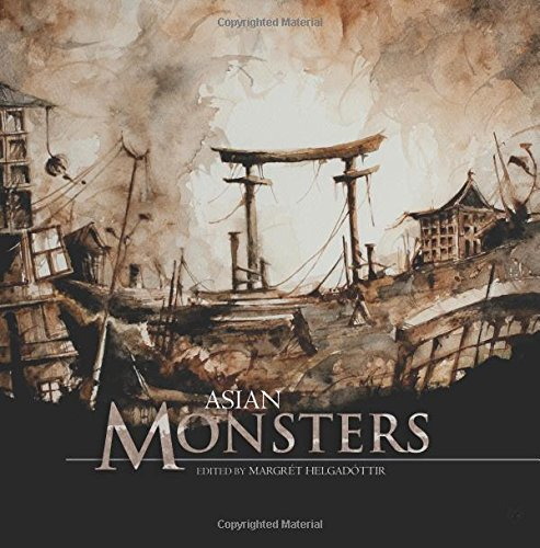Asian Monsters (Fox Spirit Books of Monsters) (Volume 3)