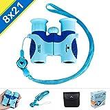 BNISE 8X21 Binoculars for Kids%2C Compac...