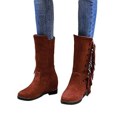 Stiefeletten Stiefel Tianwlio Frauen Winter Schuhe Boots I7byvfY6gm