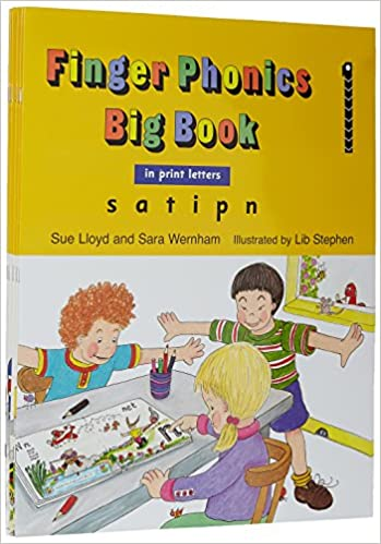 finger phonics big book free download