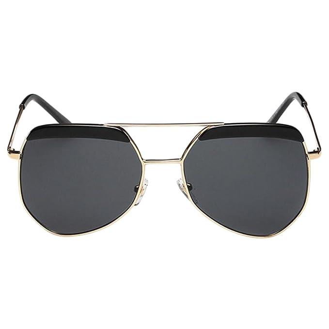 Gafas De Sol Polarizadas De La Amplitud De La Marea Retro Fresco Al Por Mayor Unisex