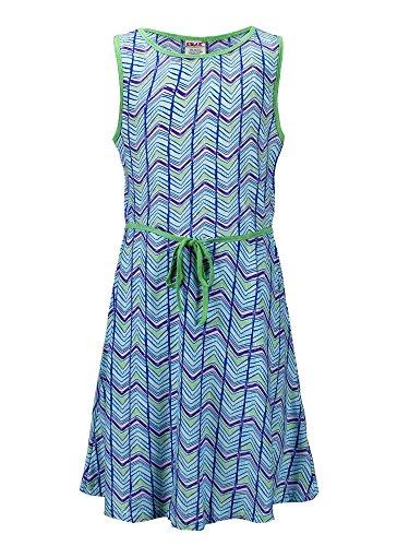 S.W.A.K. Girls Zigzag Sundress Size 7/8- -