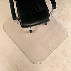 Upgraded Version of Chair Mat       Our inspiration is based on market demand and customer feedback, Improved many places,So MuArts Version Chair Mat are very different from other chair mats.       Improvement    Compared to ordinary carpet c...