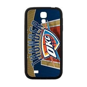 Oklahoma City Thunder Logo Phone Case for Samsung Galaxy S4 Case