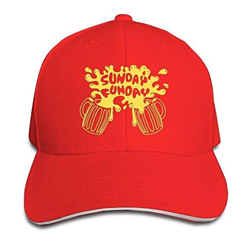 MaNeg Sunday Funday Sandwich Peaked Hat & - Shop Bvlgari Online Bags