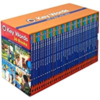 Ladybird Key Words with Peter and Jane 36 Books Box Set (HB)