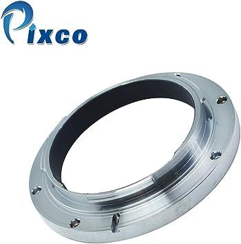 Pixco Lens Adapter for Leica R Lens to Pentax PK Camera Adapter K-3 K-50 K-5 II K-30 K-01 K-5 K-r K-x K-7 K-m K20D K200D K10D K100D Super