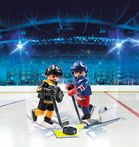 PLAYMOBIL NHL Rivalry Series - BOS vs NYR