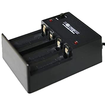 MINWA MW-298 Cargador de Pilas NI-CD. Capacidad para 4 Pilas ...
