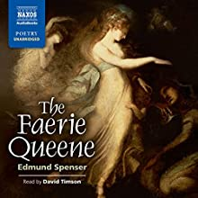 The Faerie Queene Audiobook by Edmund Spenser Narrated by David Timson