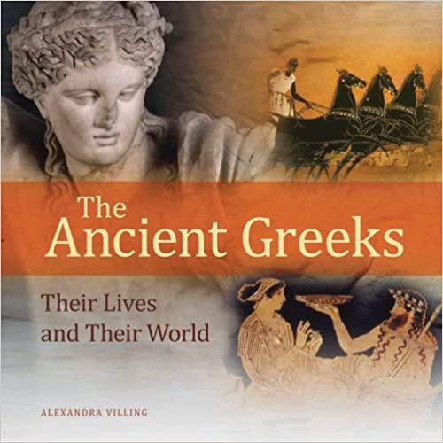 :TOP: The Ancient Greeks: Their Lives And Their World. traction spaces College IJveer Booking