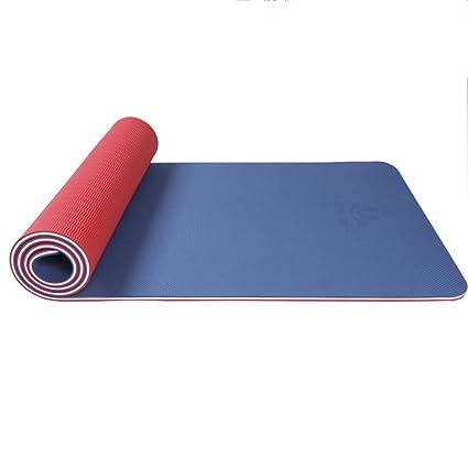 Amazon.com : XF Yoga Mats Yoga Mat - Widening and thickening ...
