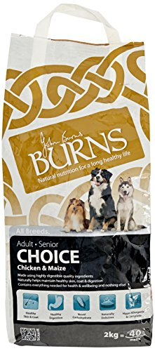 Burns Dog Food Chicken Choice 2kg