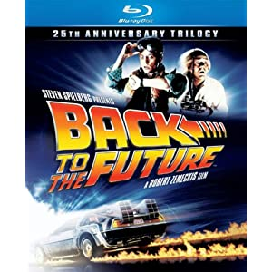 Back to the Future: 25th Anniversary Trilogy [Blu-ray + Digital Copy] (1985)