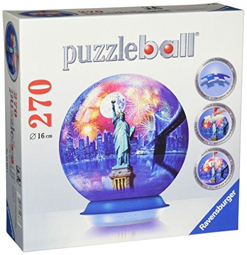 Ravensburger New York City 270 Piece Puzzleball