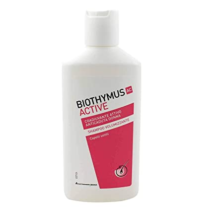 Biothymus active 150 ml - Shampoo Ristrutturante Anticaduta donna   Amazon.it  Bellezza 091d9455051f