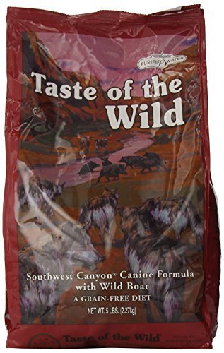 DIAMOND PET FOODS 74198611379 Tow Southwest Canyon Canine With Wild Boar for Pets, 5-Pound Bag by Phillips Feed & Pet Supply
