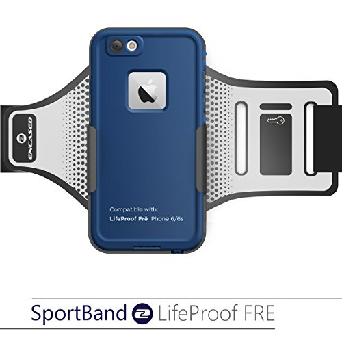 Encased Workout Armband for LifeProof FRE Case - iPhone 6 6s (case not included) by Encased (Image #1)