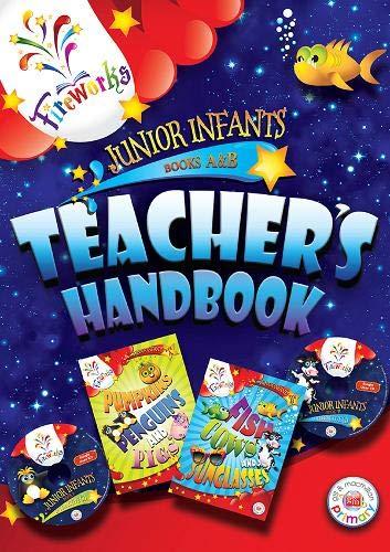 Read Online Junior Infants Teacher's Book (Fireworks English) ebook