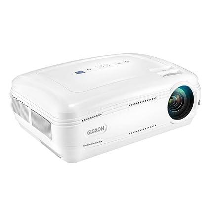 Proyector de vídeo LCD, Mini proyector de vídeo LCD portátil ...