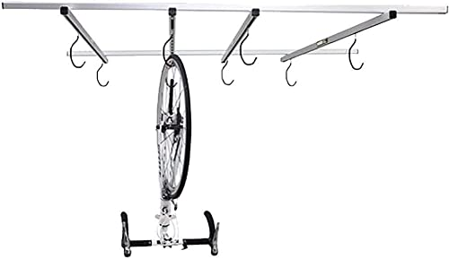Saris Glide Bike Storage Ceiling Rack and Add-on Kit