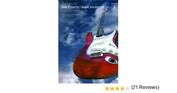 BEST OF DIRE STRAITS/KNOPFLER: Private Investigation TAB: Amazon ...