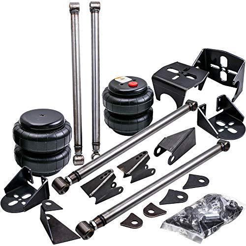 universal air bag suspension kit - 6