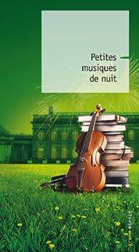 Petites Musiques de Nuit par Jean-Baptiste Baronian