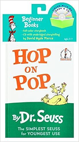 HOP ON POP BOOK /& CD