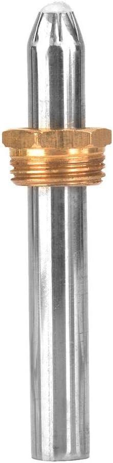 450 ml lampe /à alcool en acier inoxydable br/ûleur /à alcool /épaissi avec vis et m/èche chimie dentaire Lad lampe