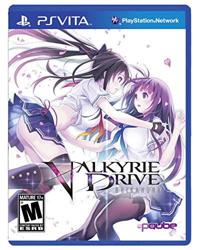 Amazon Valkyrie Drive Bhikkhuni Video Games