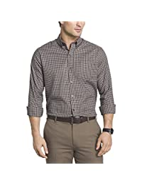 Van Heusen Mens Flex Long Sleeves Stretch Shirt
