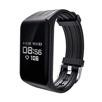 LEDU Smart Watch Deporte Actividad Tracker Actividad Ver Impermeable IP68 Pulsera Inteligente Podómetro Calorías Sueño-