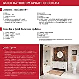 Delta Faucet 79646-OB Windemere Towel Ring, Extends 2-7/8 in. from wall, Oil Rubbed Bronze