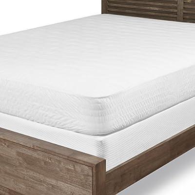 Louisville Bedding Company Cotton Top Queen Mattress Pad