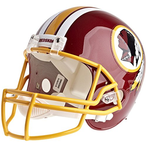 (Washington Redskins Officially Licensed VSR4 Full Size Replica Football Helmet)