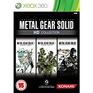 Metal Gear Solid - Hd Coleccion