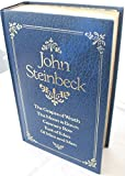 John Steinbeck: the Grapes of Wrath, the Moon is Down, Cannery Row, East of Eden & Of Mice and Men. 5 novels in 1 book